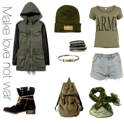 tomboy outfits polyvore badass rebel tomboy outfit
