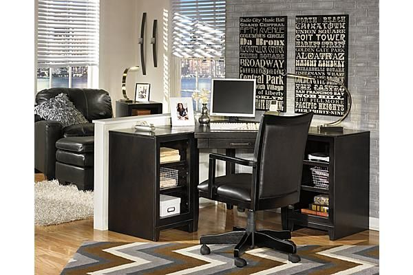 Pinterest for Ashley furniture home office collection