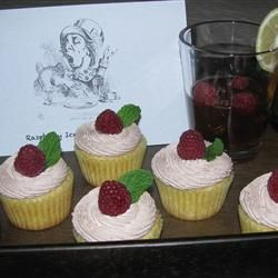 Raspberry Iced Tea Cupcakes | Cupcakes | Pinterest