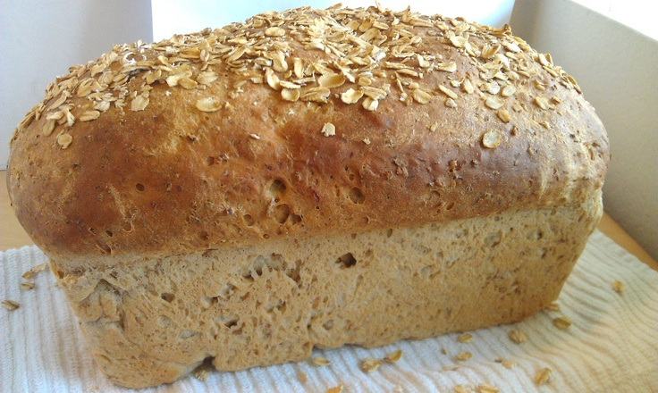 Multigrain Bread   baked goods   Pinterest