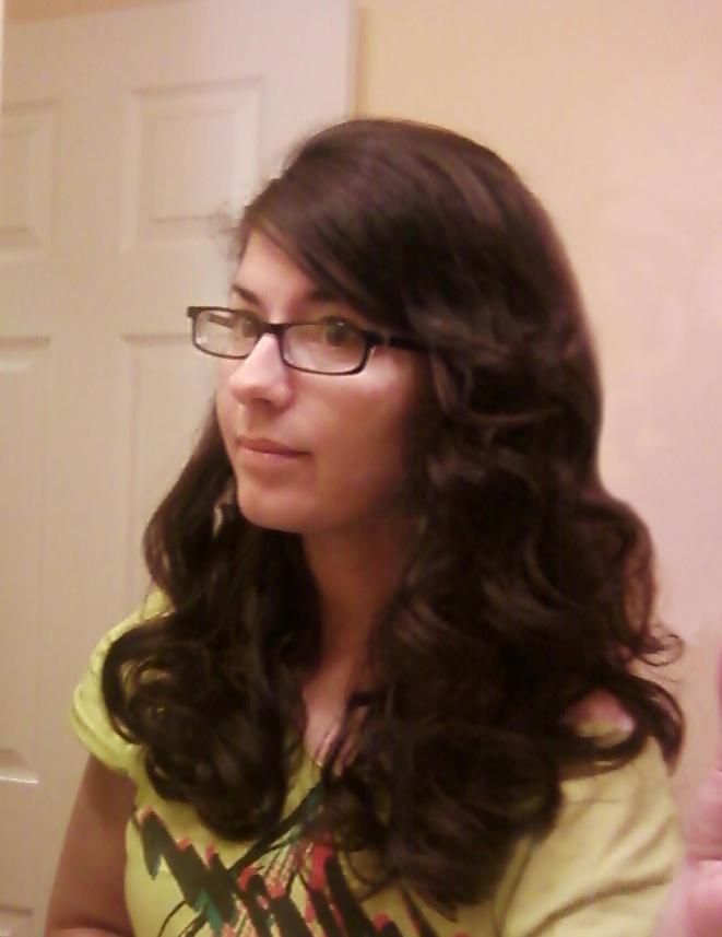 No heat headband curls | Hair & Beauty | Pinterest