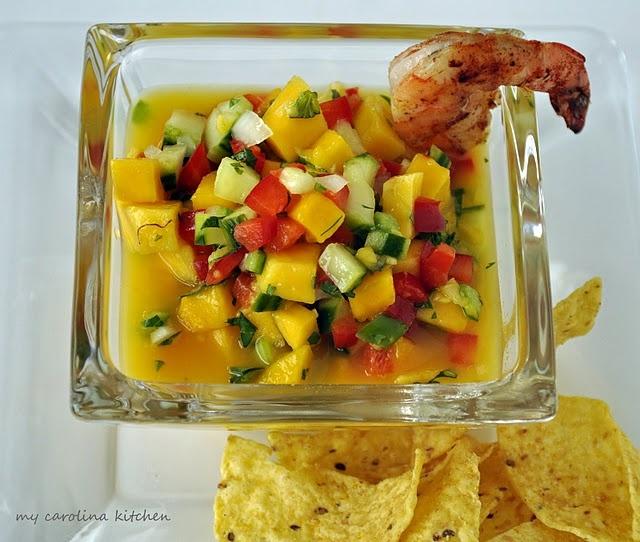 Mango Gazpacho 】 | There's a Party in My Tummy - So Yummy So Yummy ...