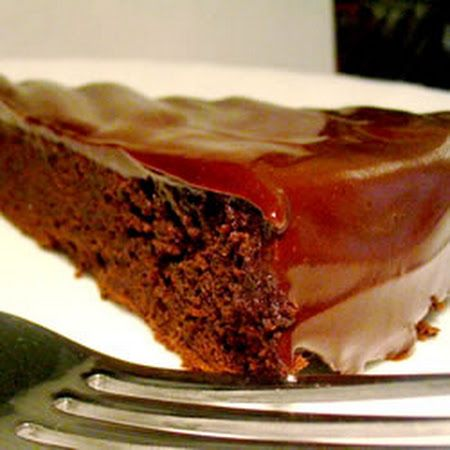 Flourless Chocolate Cake II | recipes | Pinterest