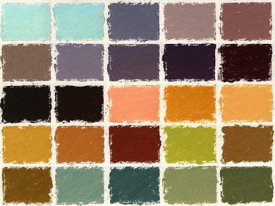 girault 25 southwest colors indoor scapes