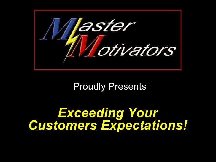 presentation master thesis