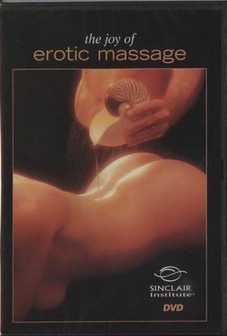 products The Joy of Erotic Massage DVD.