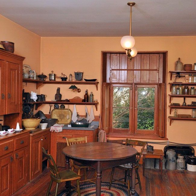 19th century kitchen room ideas and buildings pinterest