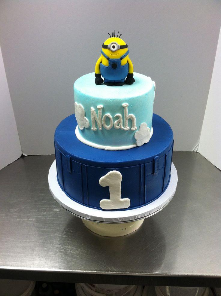 Minion Cake Design Pinterest : Minion cake #luckytreats Lucky Treats Cake Designs ...