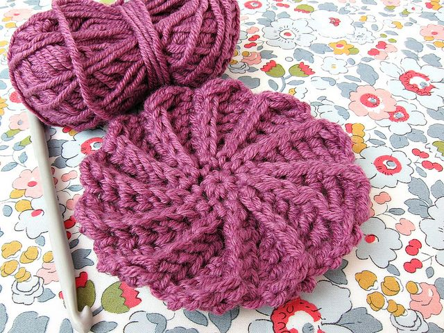 Spiral Crochet Flower Pattern Free : Spiral motif #crochet Crochet Pinterest