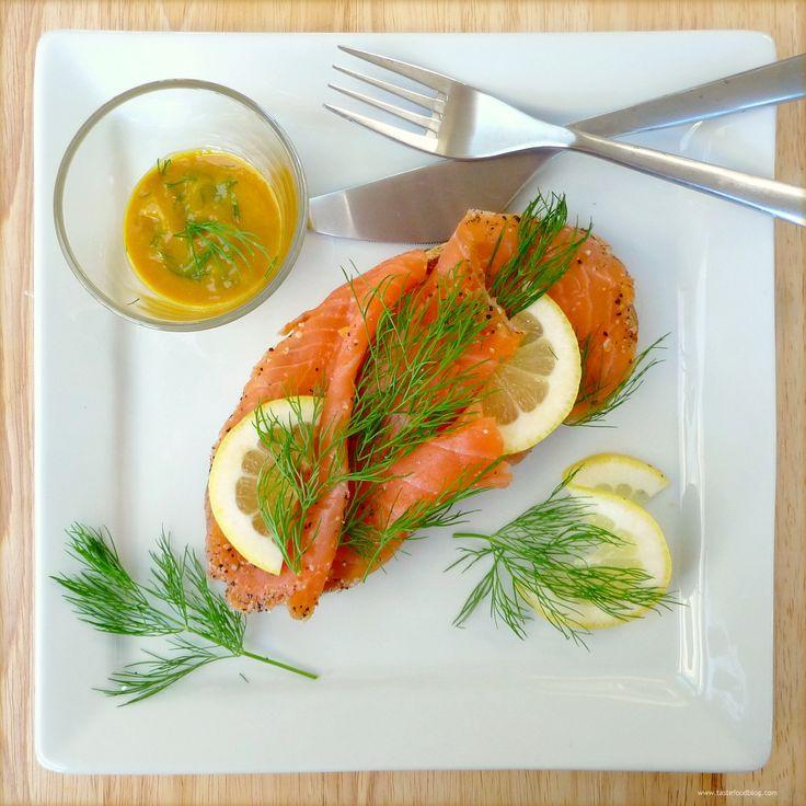 Honey Mustard for Gravad Lax | Smorgasbord | Pinterest