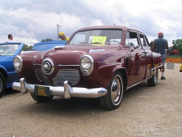 1951 Studebaker | 1951 Studebaker Commander | Flickr - Photo Sharing!: pinterest.com/pin/488781365778762447