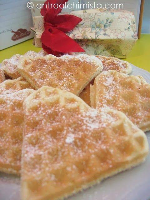 Coperchiole di Zia Emma - Abruzzo's Typical Waffles