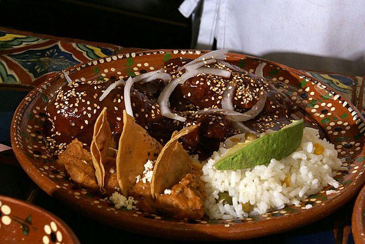 Mole poblano | ♥ México ♥ | Pinterest