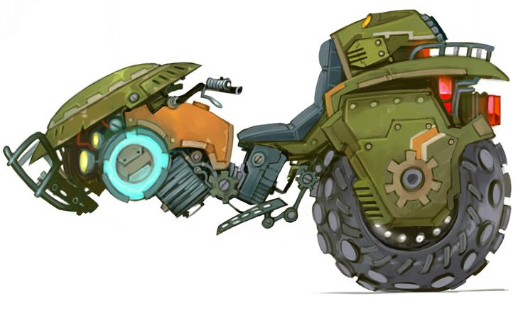 Exile speeder from wildstar