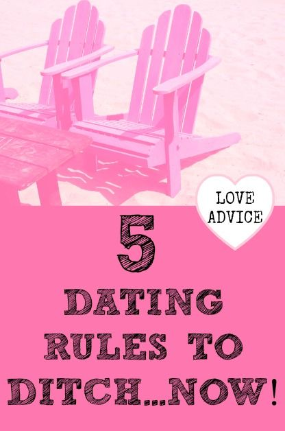 5 dating rules that definitely do not apply anymore Hvidovre