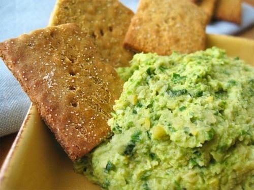 Spinach and Artichoke Hummus | Recipes | Pinterest
