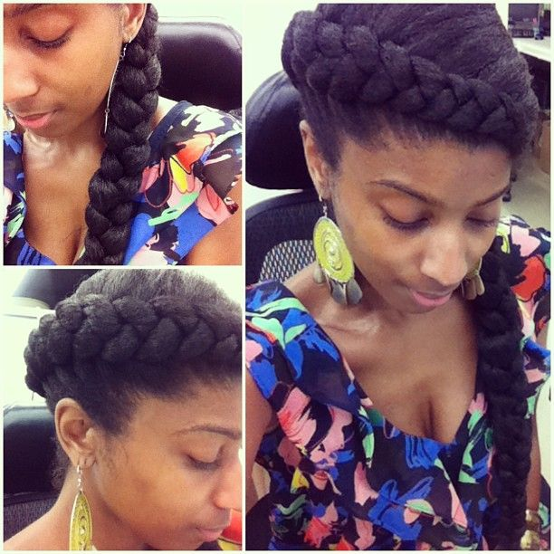 hairstyles with layers and bangs : imhopkins used kanekalon hair Crowing Glory Pinterest