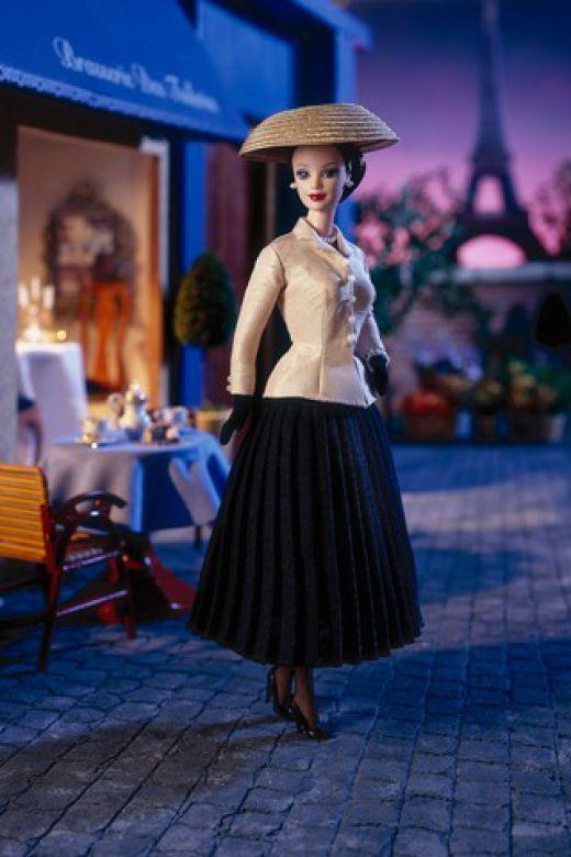 Barbie Doll in Dior