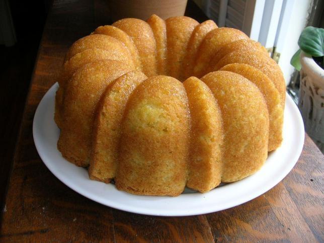 Kentucky Butter Cake | Bundt Cakes/Pound Cakes | Pinterest