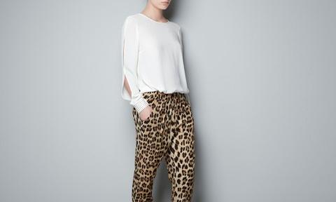 Zara Open Sleeve Blouse 95