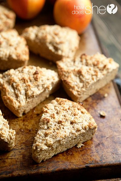 Whole Wheat Cinnamon Apple Scones | Freshly Baked - Cakes/Bread | Pin ...