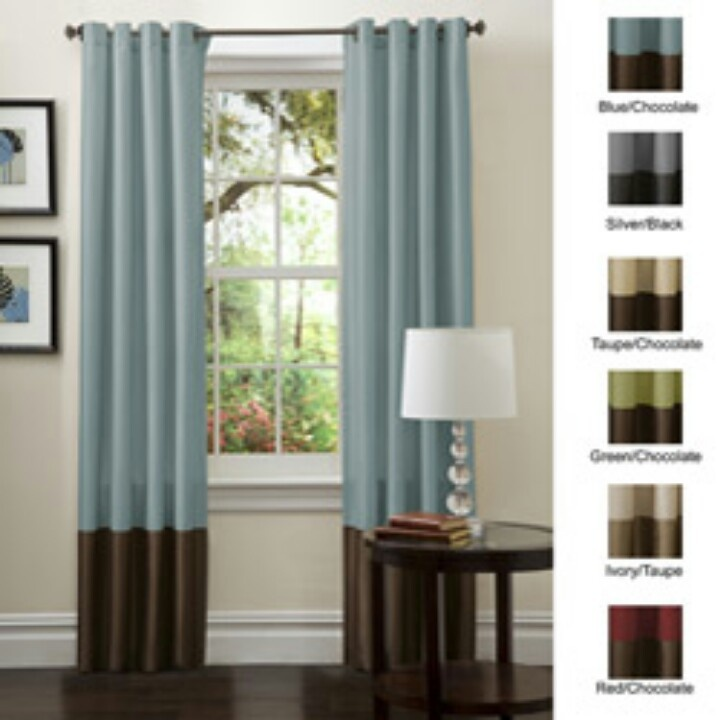 Curtains for sliding glass doors casual cottage for Sliding glass doors curtains