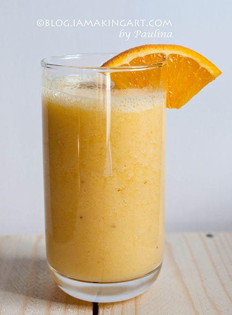 Pineapple Smoothie Recipe — Dishmaps