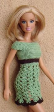 Over 50 Free Crochet Doll Clothes Patterns at allcrafts ...