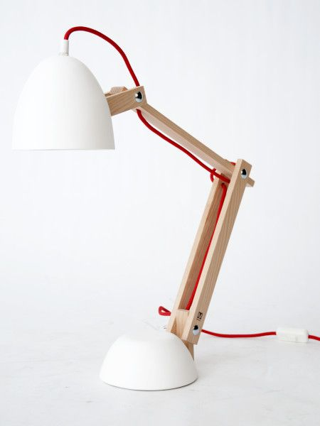 Helmut lamp wit -M.oss design  Keuken  Pinterest