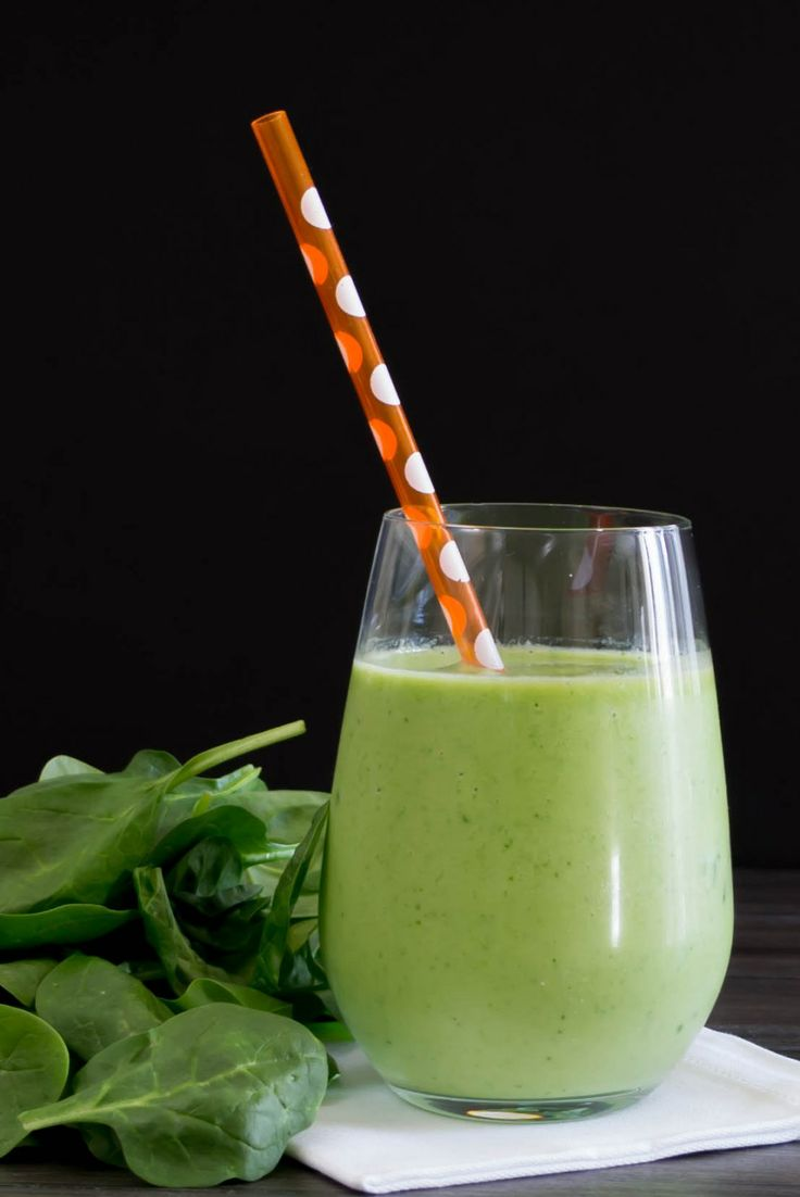Green Pina Colada Smoothie | Pick Fresh Foods