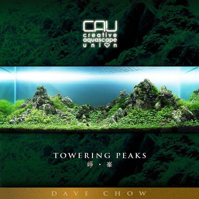 CAU ???? - Towering Peaks Tanks & Aquariums Pinterest