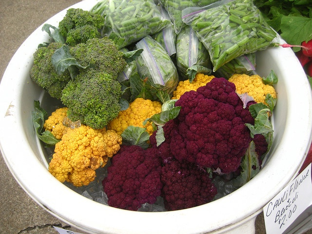 "Cauliflower ""Couscous"" Recipe - Gluten Free - foodista.com"