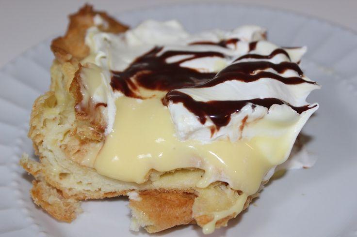 Eclair cake | Junk Food | Pinterest