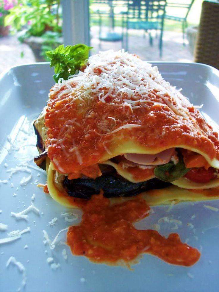 Deconstructed Lasagna Recipe — Dishmaps