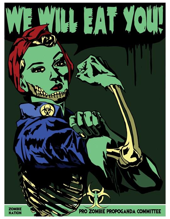 Rosie The Rivet...