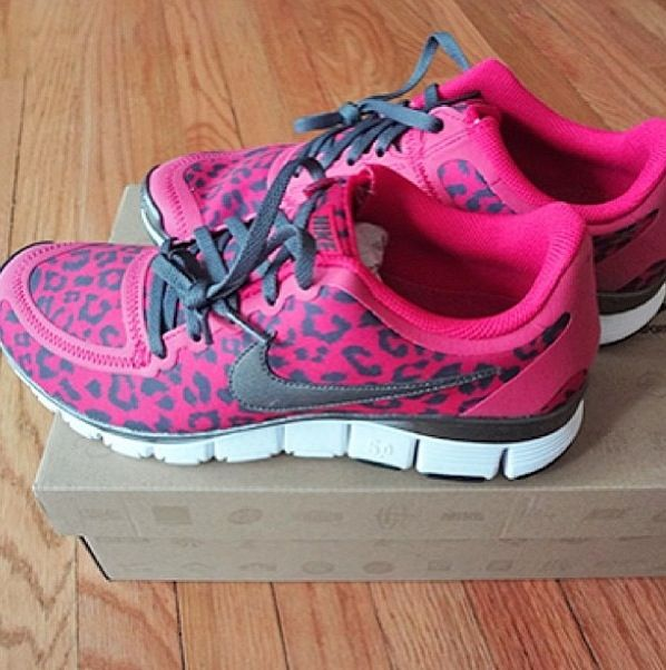 Cheetah Running Shoes!!!!! Birthday present to me