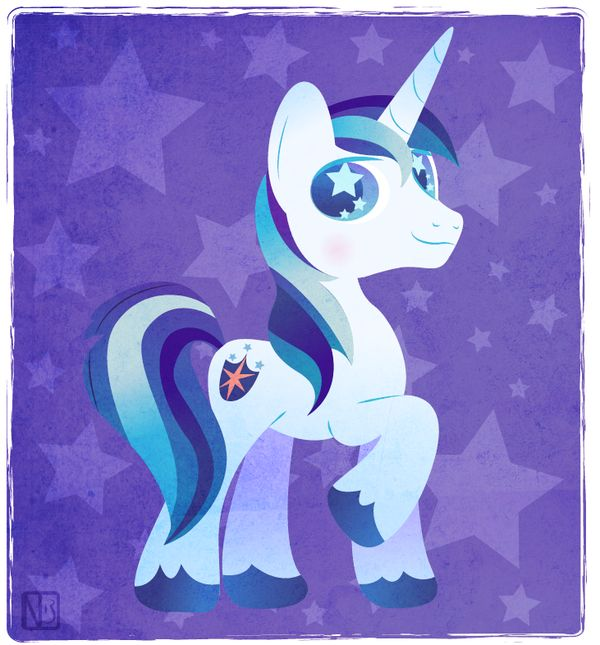 My little pony prince shining armor - photo#5