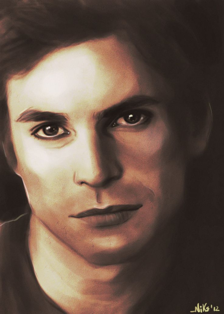 Prtrait of the actor gale harold my drawings pinterest