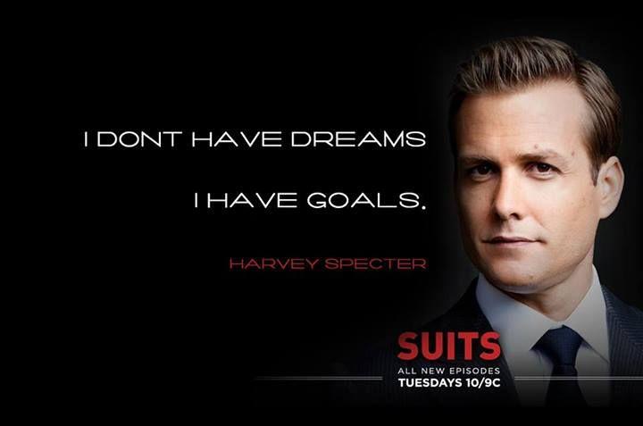 Harvey Specter Quotes ...