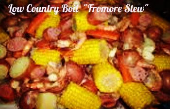 Low Country Boil (Frogmore Stew)