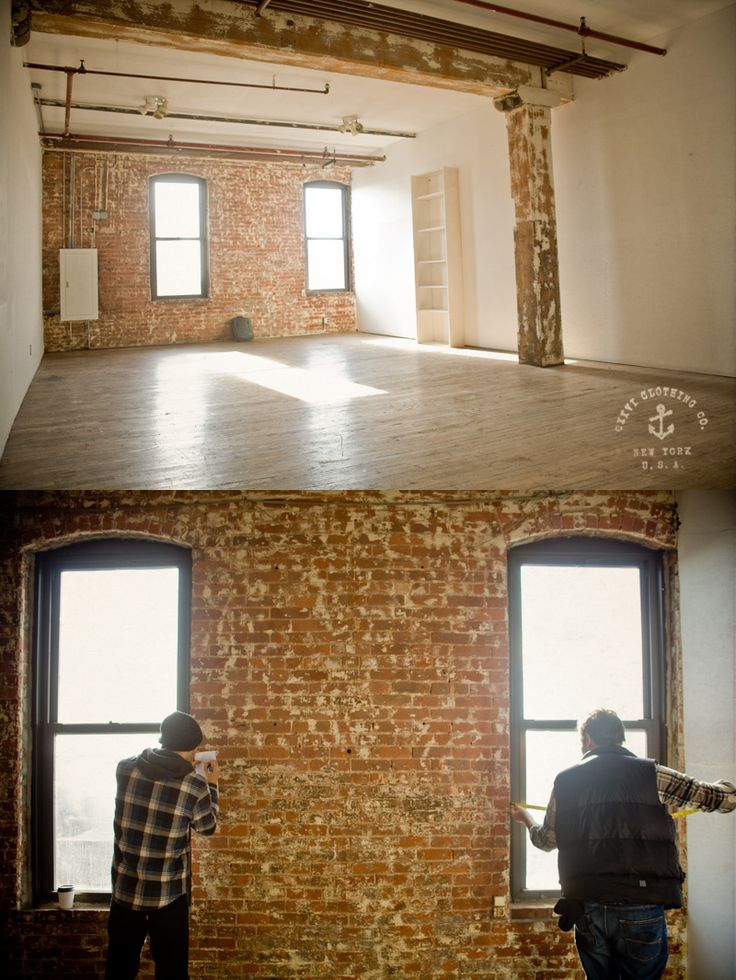 Aww, reminds me of my old Dallas loft.