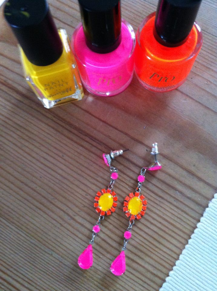 Nail polish for that color accessory you need.