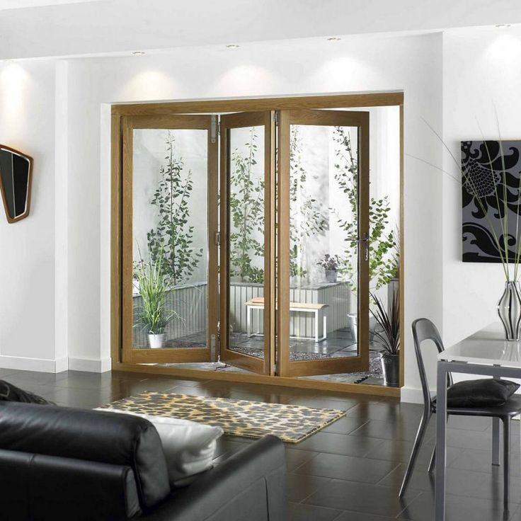 Folding Sliding Patio Doors Inspiration For The House Pinterest