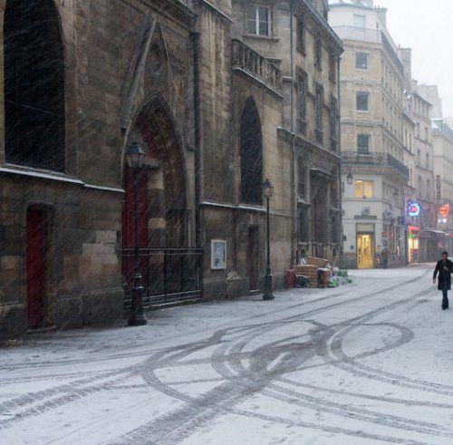 rue saint denis 750paris