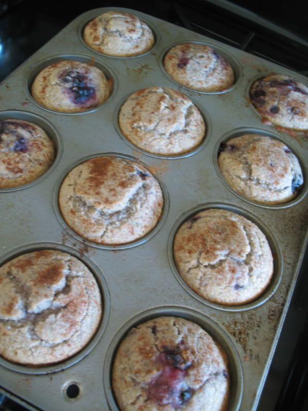 gluten free, vegan, sugar free blackberry cornmeal muffins. YES. I am ...