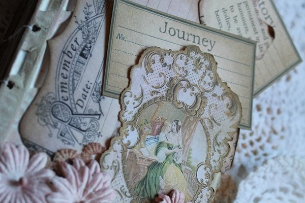 Marion Smith Printable Journal - Coptic Stitched Binding by Cathy Childs Morrison - ProShow Web Video Slideshow