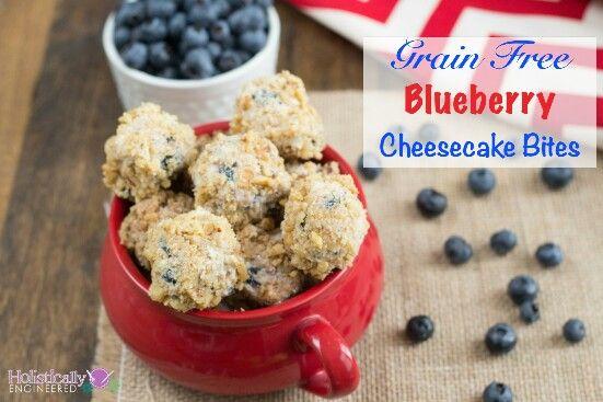 Blueberry cheesecake bites | Low Carb/THM | Pinterest