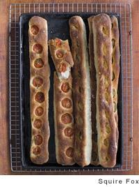 No-Knead Baguette   Recipe