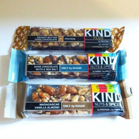 KIND Healthy Snack Bars, I freakin love these things!!