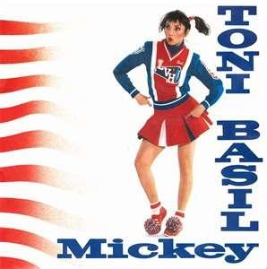 45cat - Toni Basil - Mickey / Hanging Around - Radialchoice - UK - TIC ...